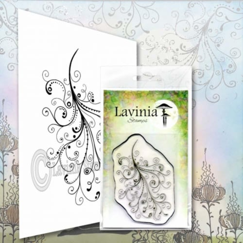 Lavinia Stamps Mystic Swirl Perspective: front