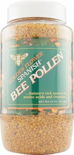Imperial Elixir  Bee Pollen Spanish Perspective: front