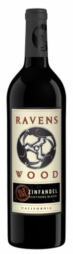 Ravenswood Vintners Blend Zinfandel Red Wine Perspective: front