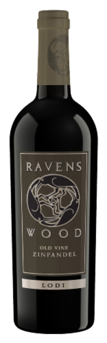 Ravenswood Lodi Zinfandel Red Wine Perspective: front