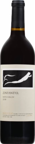 Frog's Leap Winery Zinfandel Perspective: front