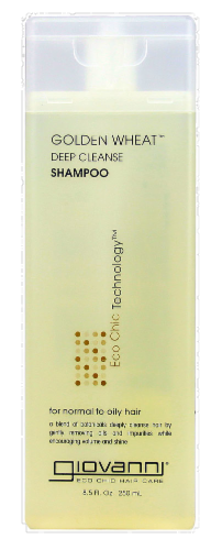 Giovanni Golden Wheat Shampoo Perspective: front