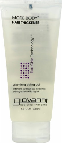 Giovanni More Body Hair Thickener Styling Gel Perspective: front