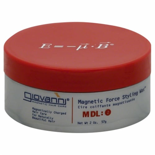 Giovanni Magnetic Force Styling Wax Perspective: front