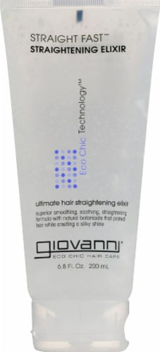 Giovanni Fast Straightening Elixir Perspective: front