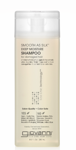 Giovanni Smooth As Silk Deep Moisture Shampoo Perspective: front