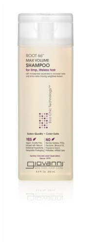 Giovanni Root 66 Max Volume Shampoo Perspective: front