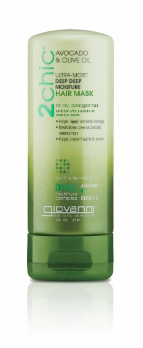 Giovanni Cosmetics 2chic Ultra Moist Hair Mask Perspective: front