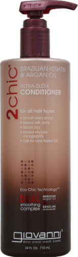 Giovanni 2chic Ultra-Sleek Conditioner Perspective: front