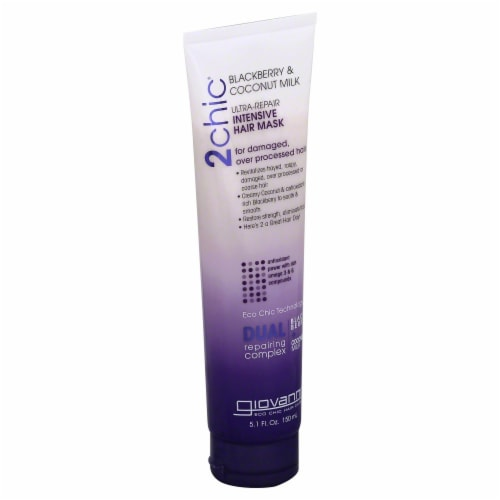 Giovanni Ultra-Repair Intensive Hair Mask Perspective: front