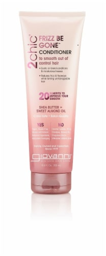 Giovanni  2chic® Frizz Be Gone™ Conditioner Shea Butter & Sweet Almond OIl Perspective: front