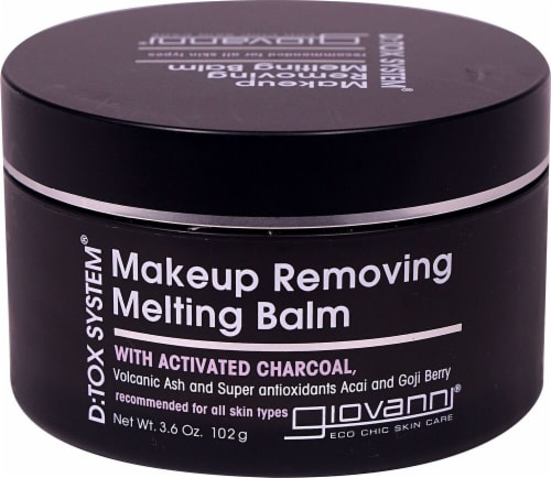 Giovanni  D:Tox System Makeup Removing Melting Balm Perspective: front