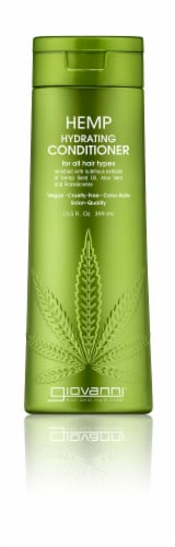 Giovanni Hemp Hydrating Conditioner Perspective: front