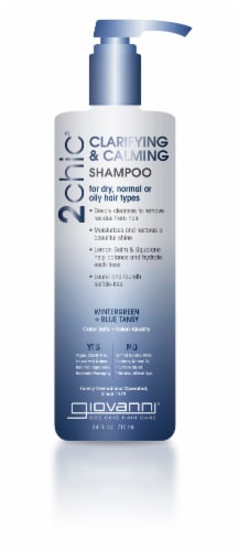 2chic Clarifying & Calming Shampoo Perspective: front