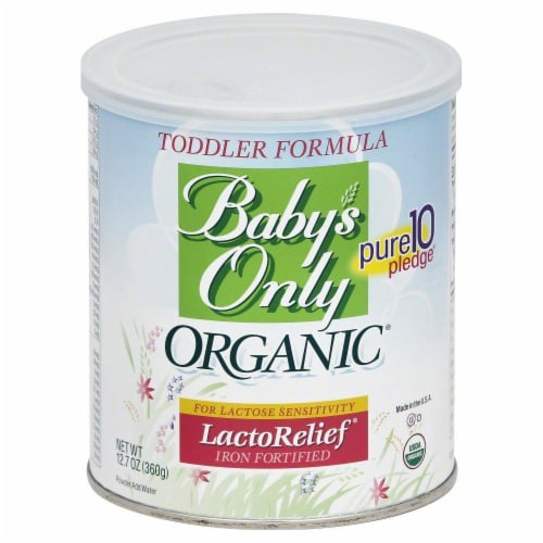 Babys Only Organic Lactorelief Perspective: front