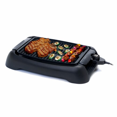 Elite by Maxi-Matic Countertop indoor Grill Perspective: front