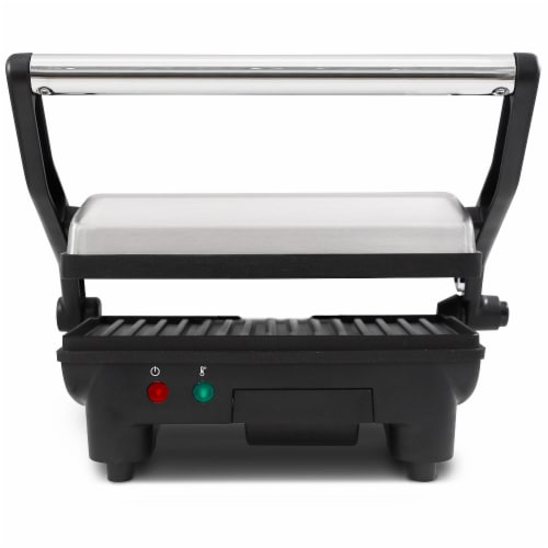 Elite Gourmet 3-In-1 Panini Press and Grill Perspective: front
