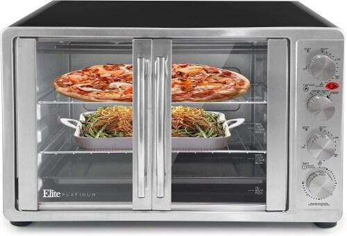 Elite by Maxi-Matic Double Door Oven Perspective: front