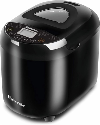 Elite by Maxi-Matic Programmable Bread Machine Maker Perspective: front
