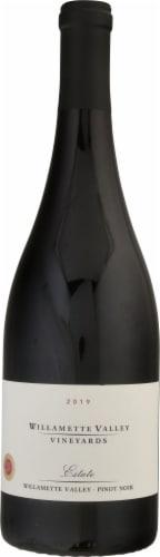 Willamette Valley Vineyards Estate Pinot Noir Perspective: front