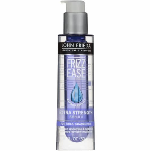 John Frieda Frizz Ease Extra Strength Hair Serum Perspective: front