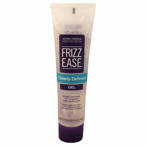 John Frieda Frizz Ease Clearly Defined Styling Gel Perspective: front