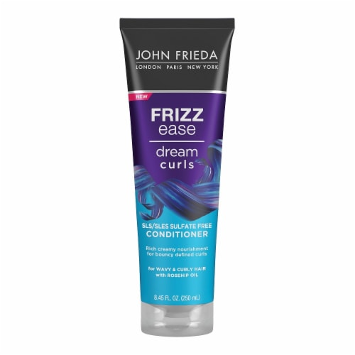 John Frieda Frizz Ease Dream Curls Conditioner Perspective: front