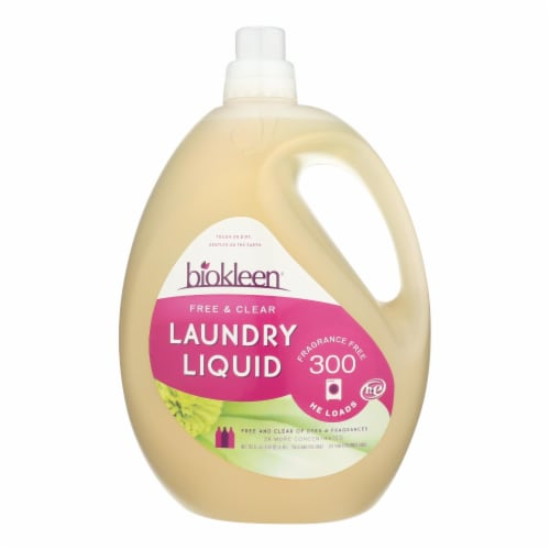Biokleen Free & Clear Laundry Liquid  - 1 Each - 150 FZ Perspective: front