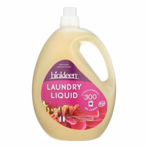Biokleen Citrus Essence Laundry Liquid  - 1 Each - 150 FZ Perspective: front