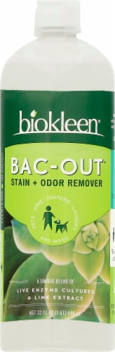 Biokleen Bac-Out Stain + Odor Remover Perspective: front