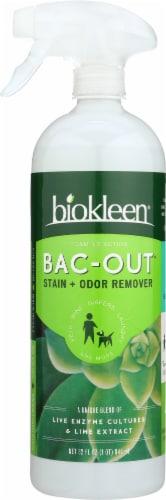 Biokleen Bac-Out Stain & Odor Eliminator Perspective: front
