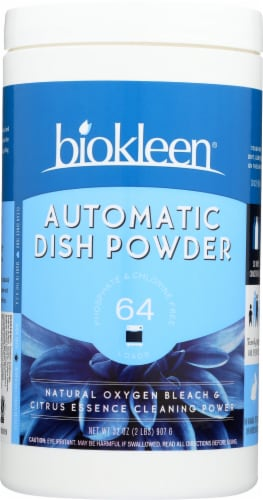 Biokleen Automatic Dish Powder Perspective: front