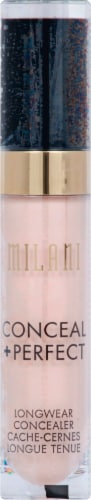 Milani Conceal + Perfect Longwear Nude Ivory Concealer Perspective: front