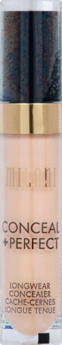 Milani Conceal + Perfect Longwear Light Vanilla Concealer Perspective: front