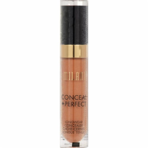 Milani Conceal + Perfect Longwear Concealer - Deep Tan Perspective: front