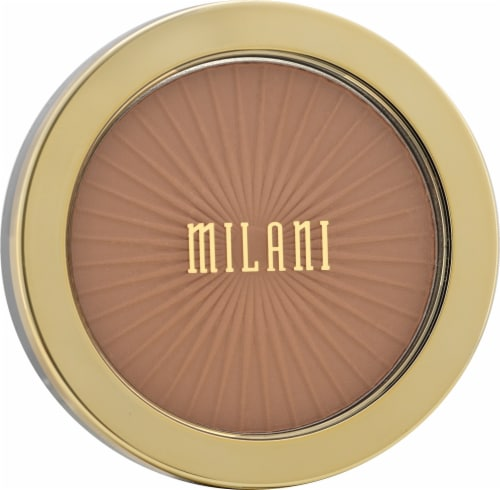 Milani Matt Sun Light Bronzer Powder Perspective: front