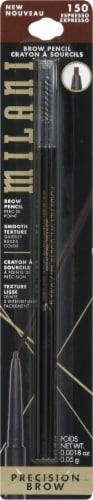 Milani 150 Espresso Precision Brow Pencil Perspective: front