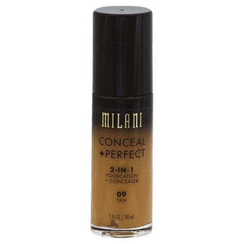 Milani Tan Conceal + Perfect Perspective: front