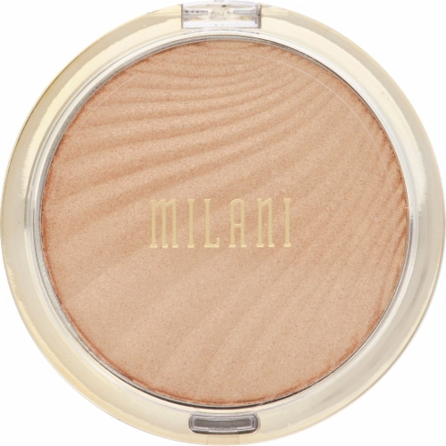 Milani Strobelight Glow Powder Perspective: front