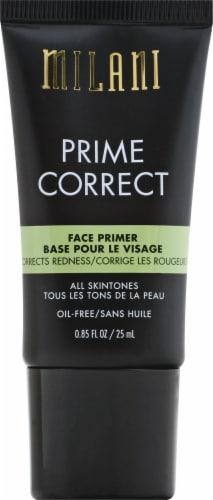 Milani Prime Face Redness Primer Perspective: front