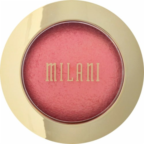 Milani Dolce Pink Baked Blush Perspective: front
