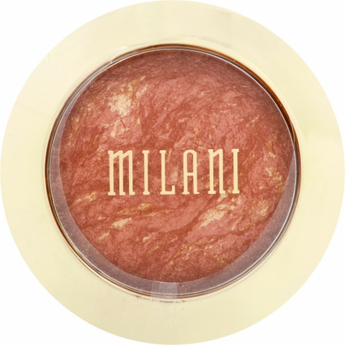 Milani Rose D'oro Baked Blush Perspective: front