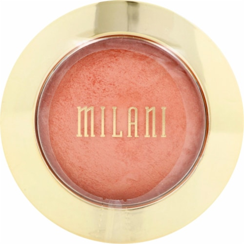 Milani Luminoso Baked Blush Perspective: front
