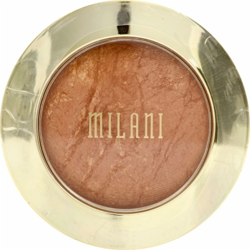 Milani Baked Soleil Bronzer Perspective: front