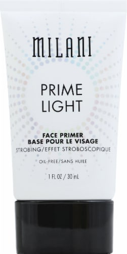 Milani Prime Light Oil-Free Face Primer Perspective: front