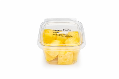 Pineapple Chunks Perspective: front