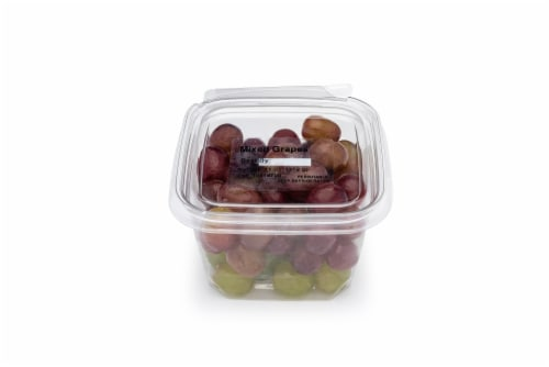 Small Mixed Grapes Perspective: front