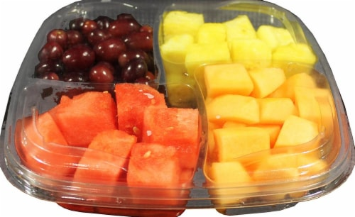 Small Fruit Tray Perspective: front