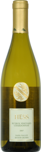 Hess Collection Chardonnay Perspective: front