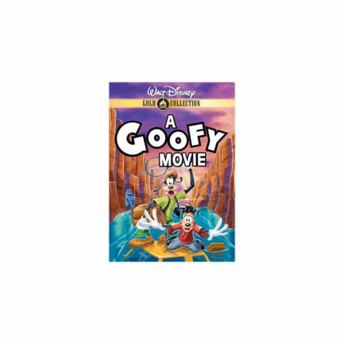 A Goofy Movie (2000 - DVD - Gold Collection) Perspective: front